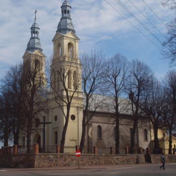 Kościół w Borownie