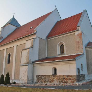 Kościół w Pakosławicach