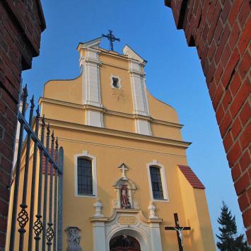 Kościół w Prusinowicach
