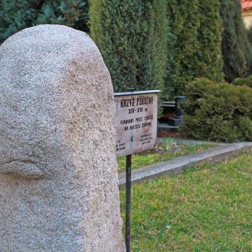 Krzyż pokutny w Prusinowicach
