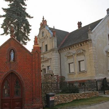 Pałac w Złotogłowicach