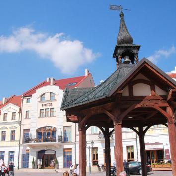 Rynek w Rzeszowie - zdjęcie