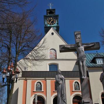 Sanktuarium na Górze Św. Anny - zdjęcie