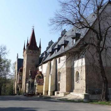 Zamek Górka w Sobótce