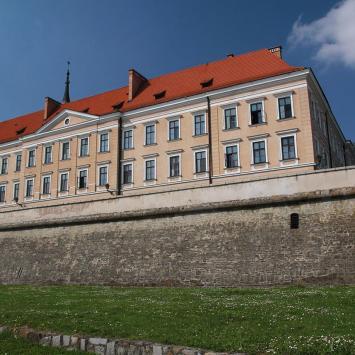Zamek w Rzeszowie - zdjęcie