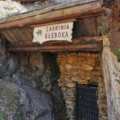 Jaskinia Głęboka na Jurze