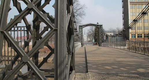 Najstarszy most żelazny w Europie! - zdjęcie