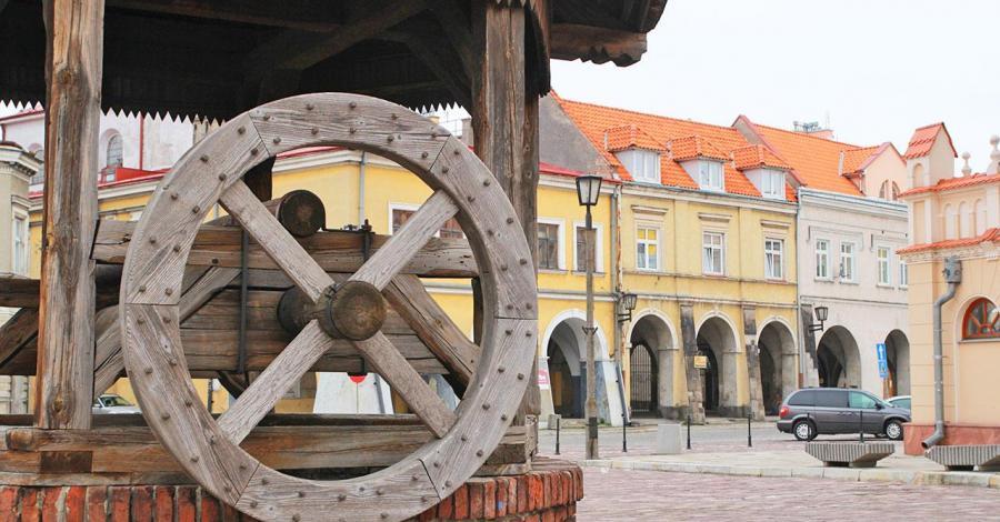 Rynek w Jarosławiu - zdjęcie