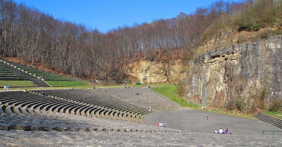 Amfiteatr na Górze Św. Anny - zdjęcie