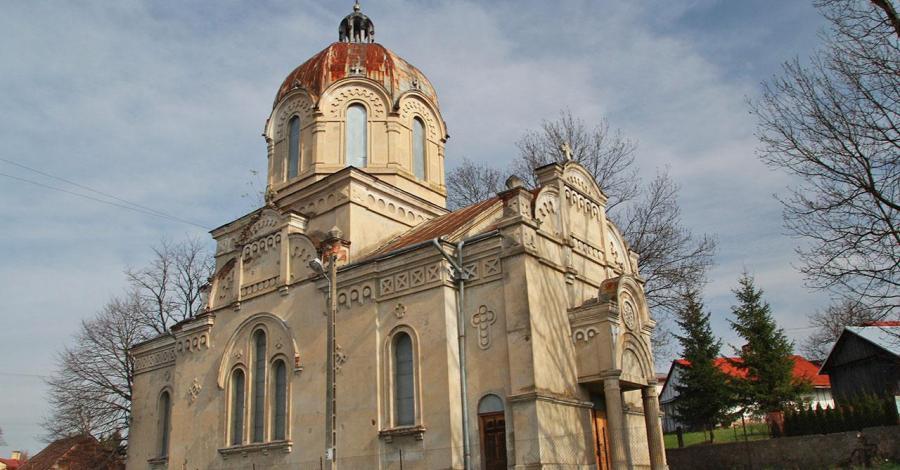 Cerkiew w Krzywczy - zdjęcie