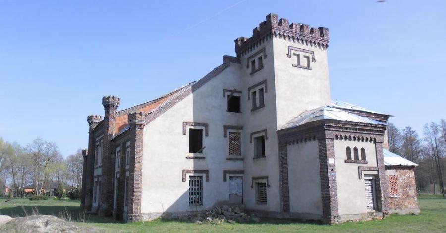 Dwór w Boguszynie - zdjęcie