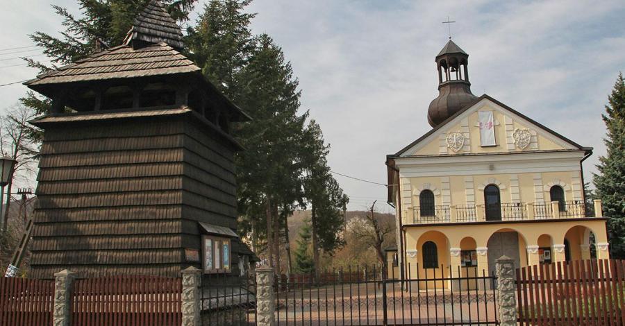Dzwonnica w Prałkowcach - zdjęcie