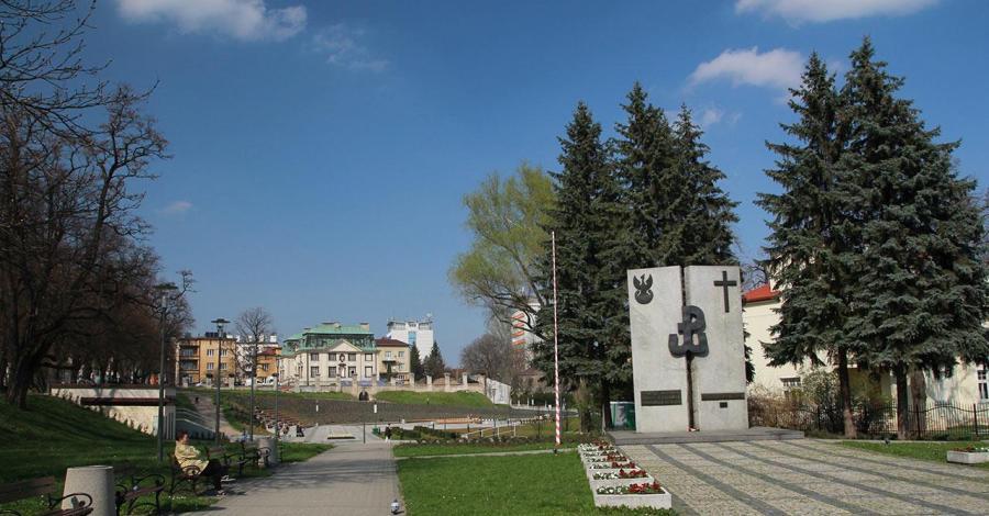 Fontanna Multimedialna w Rzeszowie - zdjęcie