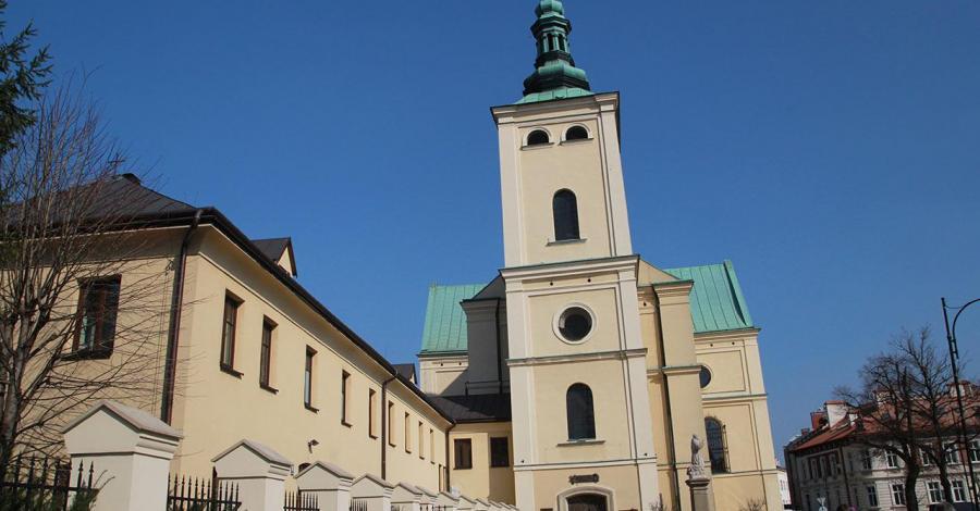 Klasztor w Rzeszowie - zdjęcie
