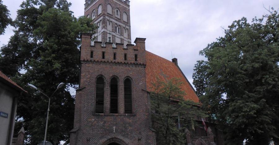 Kolegiata w Środzie Wielkopolskiej - zdjęcie