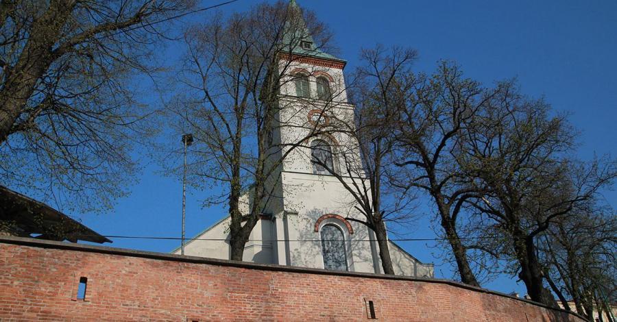 Kościół farny w Łańcucie - zdjęcie