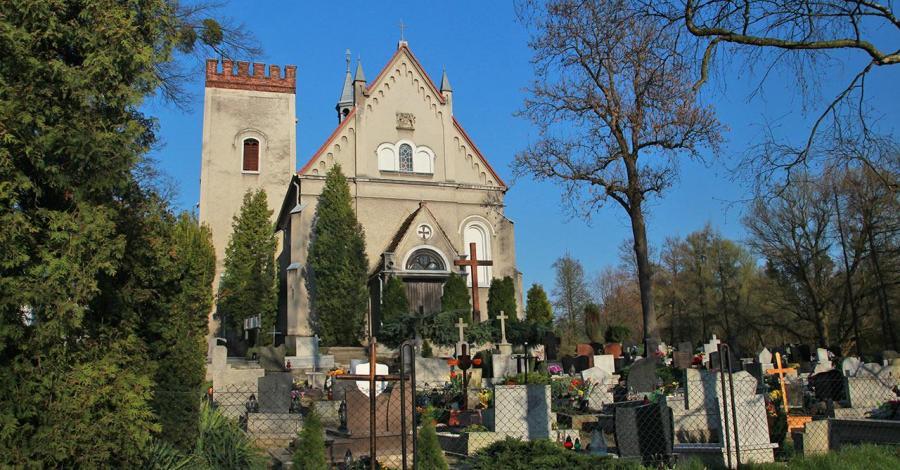 Kościół Narodzenia Św. Jana Chrzciciela w Kamieńcu - zdjęcie