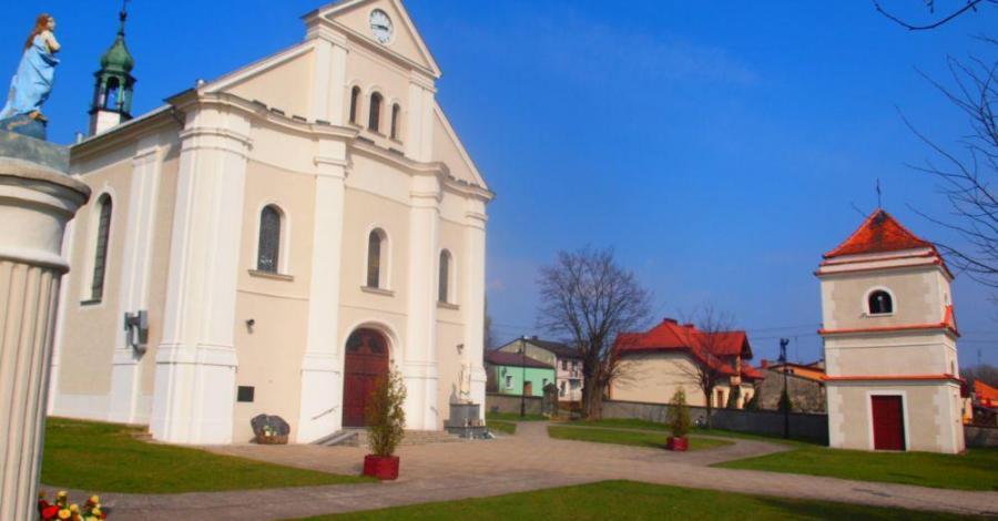 Kościół Św. Marii Magdaleny w Działoszynie, Tadeusz Walkowicz