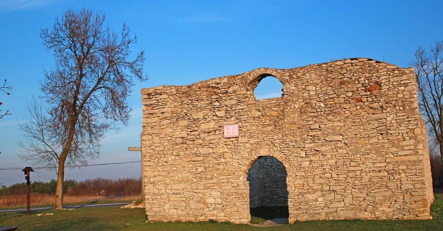 Ruiny kościoła Św. Stanisława w Żarkach, Anna Piernikarczyk