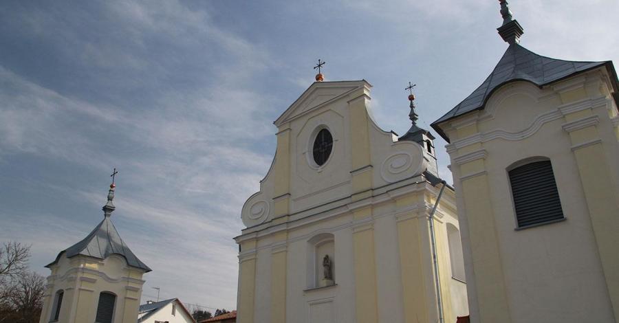 Kościół Św. Trójcy w Babicach - zdjęcie