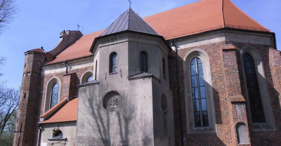 Kościół Św. Trójcy w Nowym Mieście nad Wartą - zdjęcie