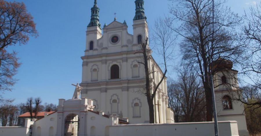 Kościół w Kruszynie - zdjęcie