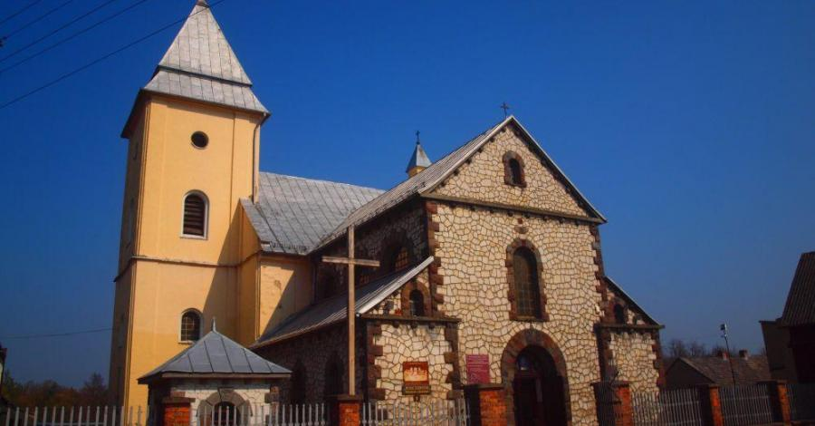 Kościół w Wąsoszu Górnym - zdjęcie