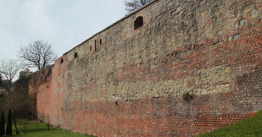 Mury miejskie w Przemyślu - zdjęcie