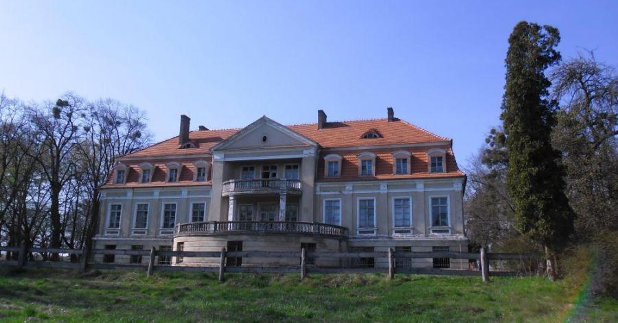 Pałac w Chociczy - zdjęcie
