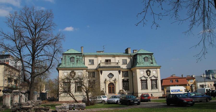 Pałac w Rzeszowie - zdjęcie