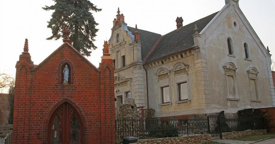 Pałac w Złotogłowicach - zdjęcie