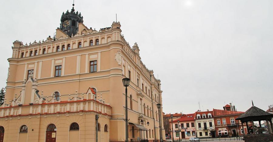 Ratusz w Jarosławiu - zdjęcie