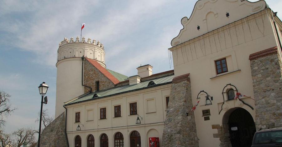 Zamek w Przemyślu - zdjęcie