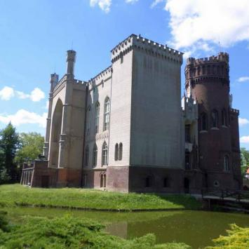 Zamek Kórnik i pałac Będlewo