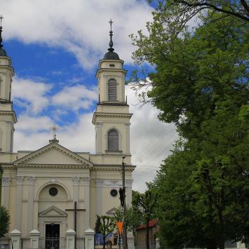 Kościół Wniebowzięcia NMP w Praszce