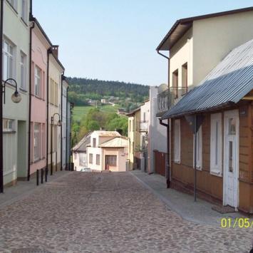 Wycieczka Starachowice - Bodzentyn - Sieradowice - Wykus - Lubianka - Starachowice
