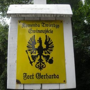Fort Gerharda w Świnoujściu