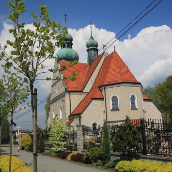 Kościół Św. Jerzego w Goczałkowicach-Zdroju
