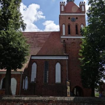 Kościół Św. Katarzyny w Golubiu