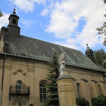 Kościół Zwiastowania NMP w Wieluniu