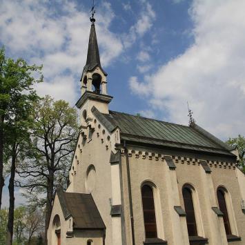 Kościółek Św. Anny w Goczałkowicach-Zdroju