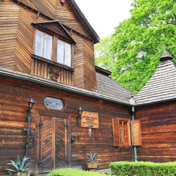 Muzeum Wnętrz Dworskich w Ożarowie
