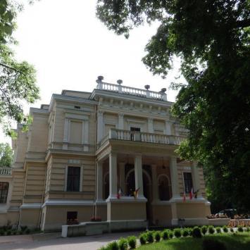 Pałac w Biedrusku