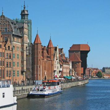 Gdańsk przystań