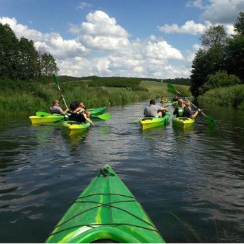 Spływy Kaszubskie Kajaki