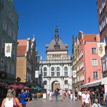 ulica Długa Gdańsk