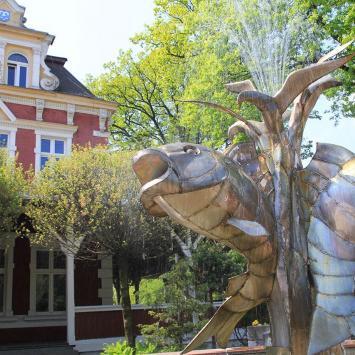 Uzdrowisko w Goczałkowicach