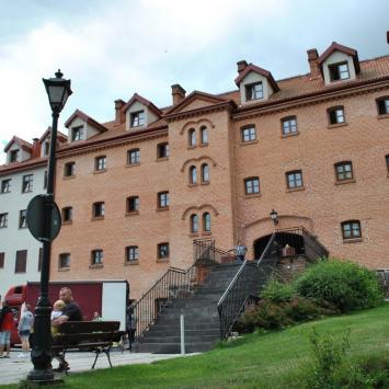 Zamek Ryn - zdjęcie