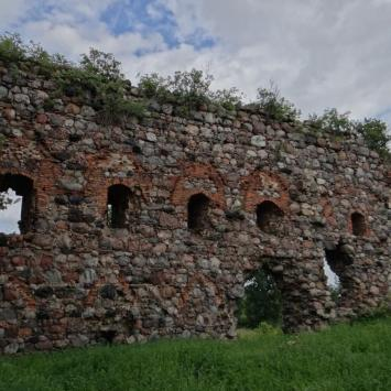 Zamek w Papowie Biskupim