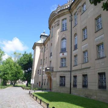 Zamek w Rydzynie - zdjęcie